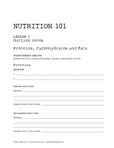 Pregnancy Health Worksheets For Middle School Students : Middle high school nutrition